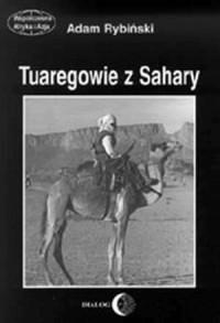 Tuaregowie z Sahary - okładka książki