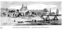Zasanie pod Przemyślem - zdjęcie reprintu, mapy