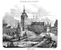 Żółkiew: Wjazd - zdjęcie reprintu, mapy