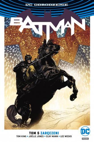 Batman. Tom 5. Zaręczeni /DC Odrodzenie - okładka książki