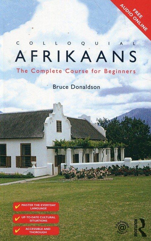Colloquial Afrikaans The Complete - okładka książki
