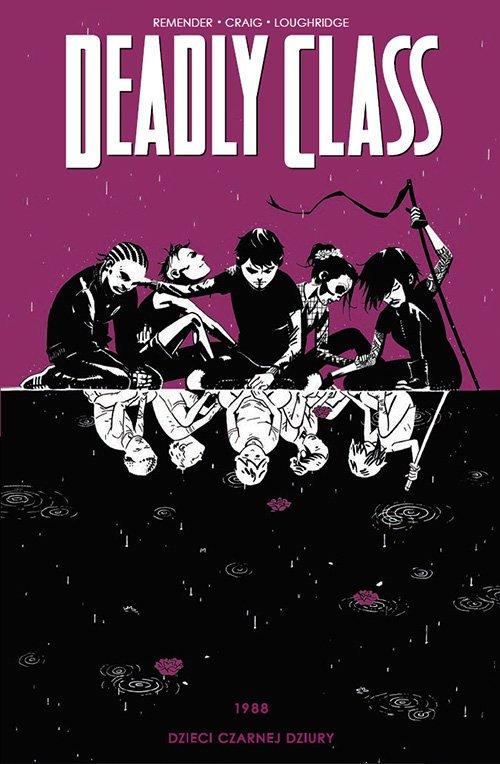 Deadly Class. Tom 2 - okładka książki