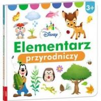 Disney Maluch Elementarz przyrodniczy - okładka książki