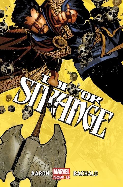 Doktor Strange. Tom 1 - okładka książki