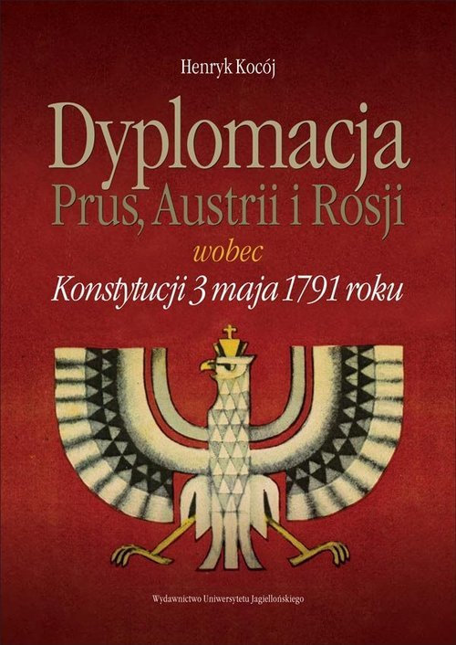 Dyplomacja Dyplomaci Prus Austrii - okładka książki