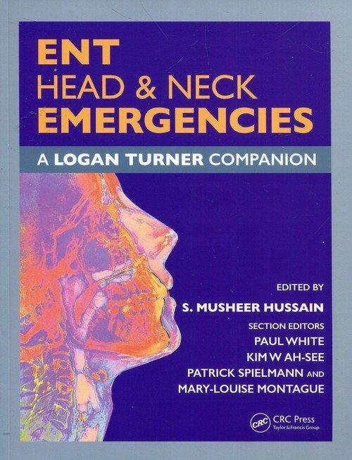 Ent Head & Neck Emergencies A Logan - okładka książki
