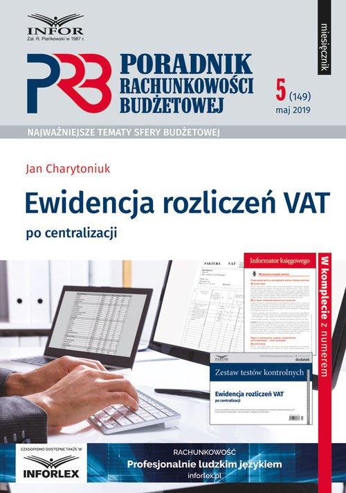 Poradnik Rachunkowości Budżetowej - okładka książki