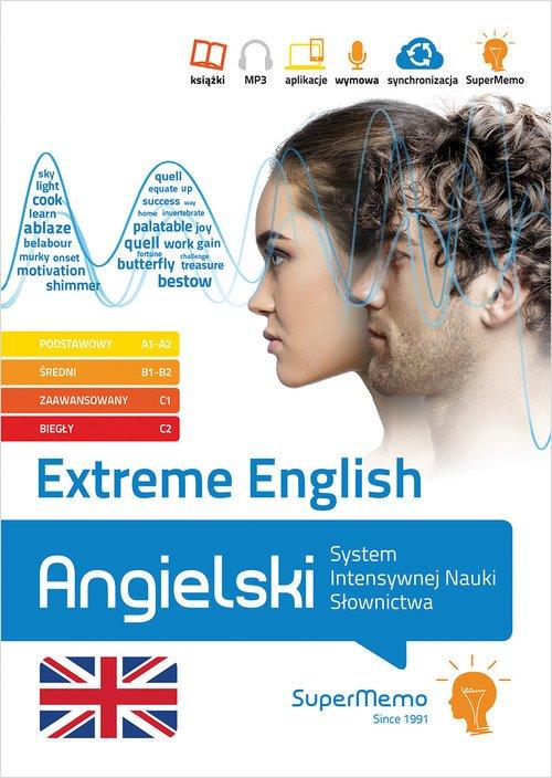 Extreme English Angielski System - okładka podręcznika
