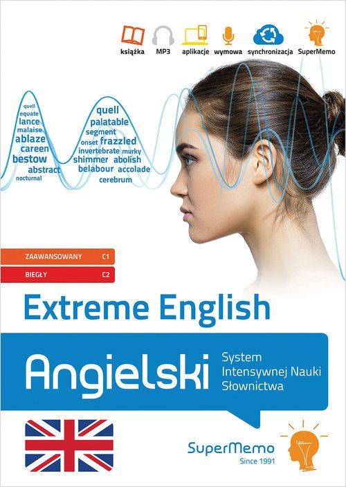 Extreme English. Angielski. System - okładka podręcznika