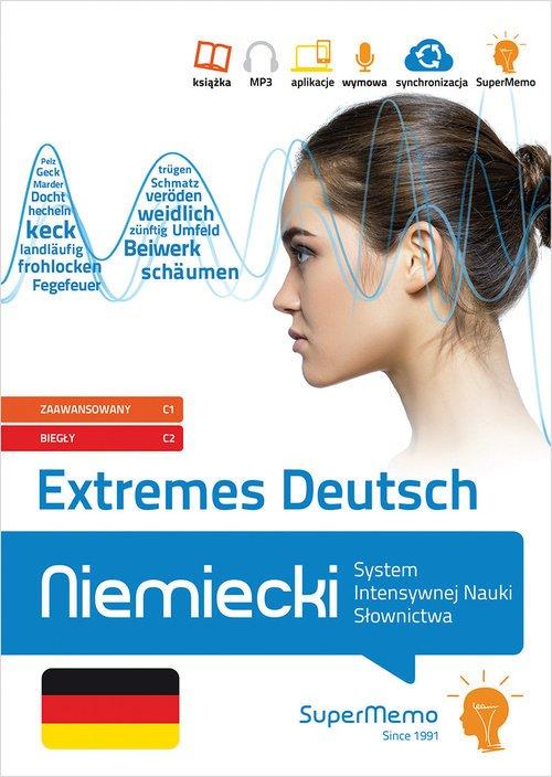 Extremes Deutsch. Niemiecki. System - okładka podręcznika