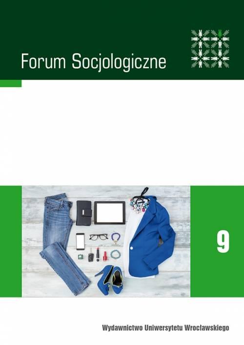 Forum Socjologiczne 9. Wartości, - okładka książki
