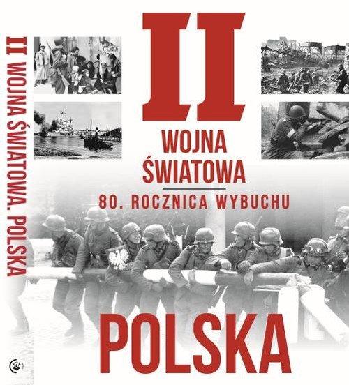 II Wojna Światowa Polska - okładka książki
