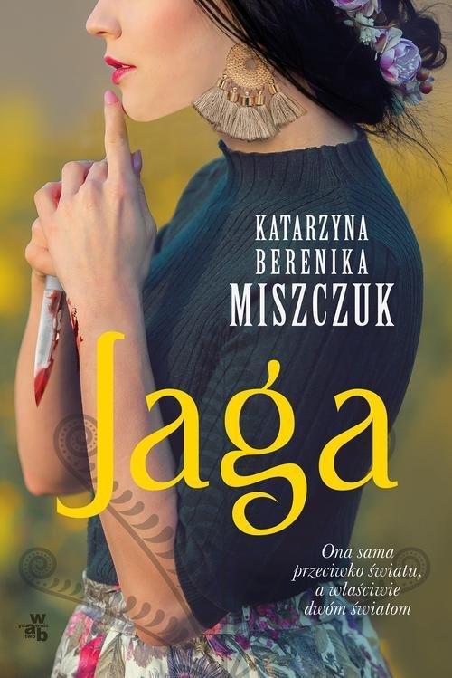Jaga - okładka książki