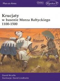 Krucjaty w basenie Morza Bałtyckiego - okładka książki