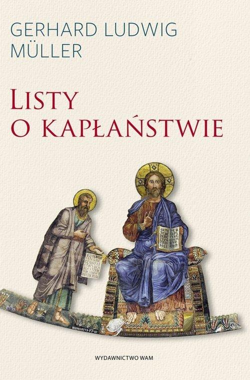 Listy o kapłaństwie - okładka książki