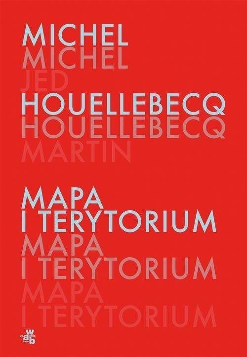 Mapa i terytorium - okładka książki