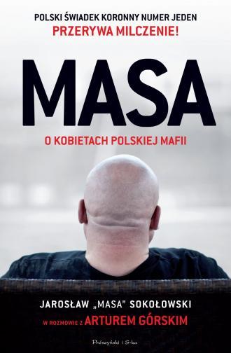 Masa o kobietach polskiej mafii - okładka książki
