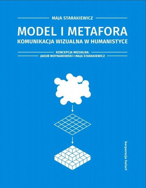 Model i metafora. Komunikacja wizualna - okładka książki
