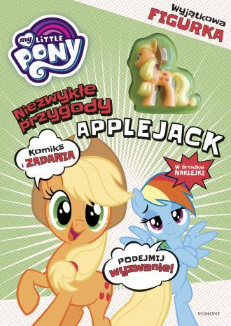 My Little Pony. Niezwykłe przygody - okładka książki