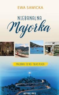 Niebanalna Majorka - okładka książki