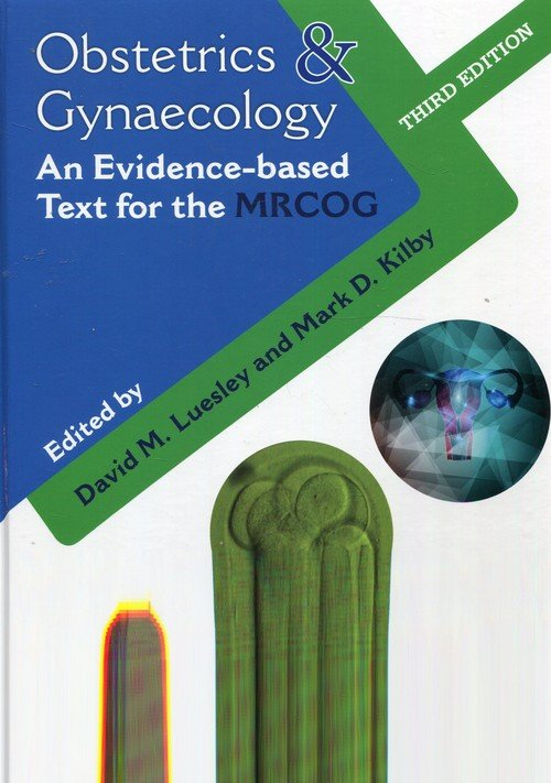 Obstetrics & Gynaecology An Evidence-based - okładka książki
