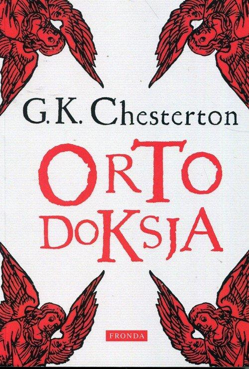 Ortodoksja - okładka książki