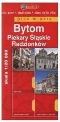 Plan Miasta DAUNPOL. Bytom - okładka książki