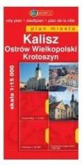 Plan Miasta DAUNPOL. Kalisz - okładka książki