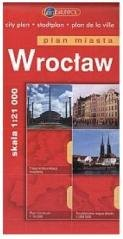 Plan Miasta DAUNPOL. Wrocław - okładka książki