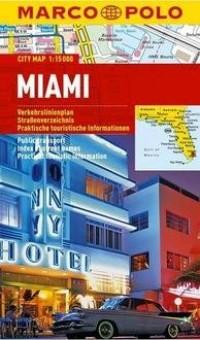 Plan Miasta Marco Polo. Miami - okładka książki