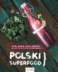 Polski superfood - okładka książki