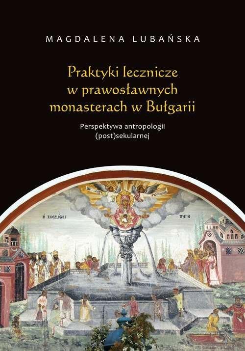 Praktyki lecznicze w prawosławnych - okładka książki
