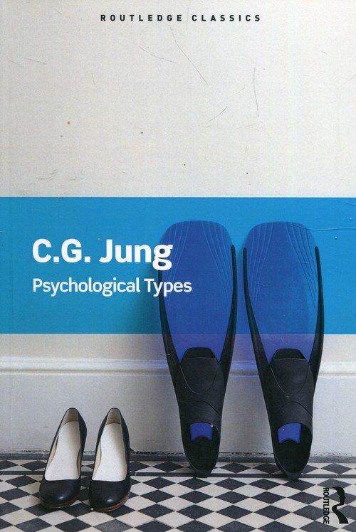 Psychological Types - okładka książki