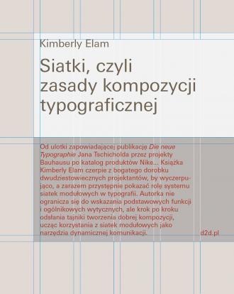 Siatki czyli zasady kompozycji - okładka książki