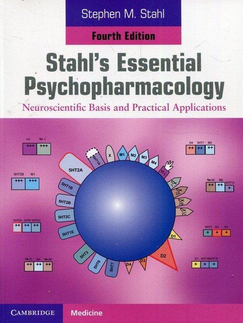 Stahls Essential Psychopharmacology. - okładka książki