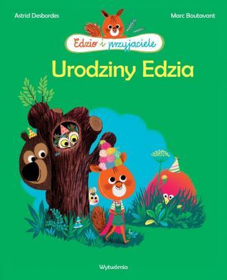 Urodziny Edzia - okładka książki