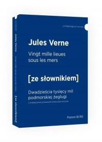 Vingt mille lieues sous les mers - okładka książki