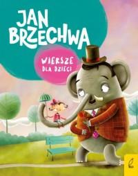 Wiersze dla dzieci - okładka książki
