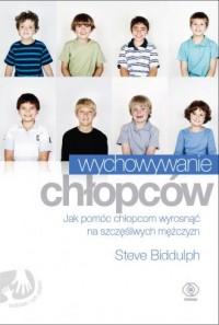 Wychowywanie chłopców - okładka książki