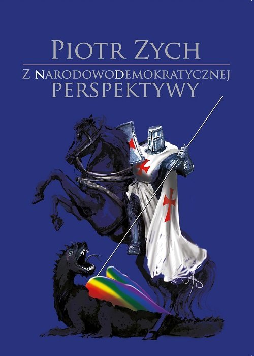 Z narodowodemokratycznej perspektywy - okładka książki