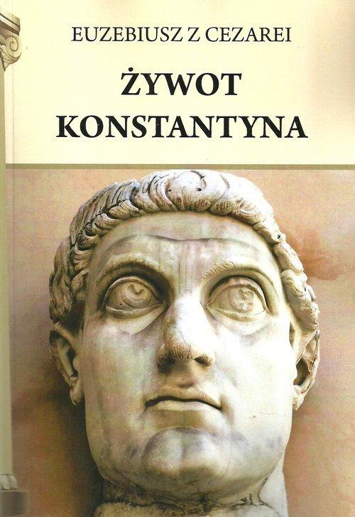 Żywot Konstantyna - okładka książki