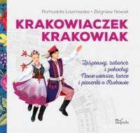 Bajki i wiersze Krakowiaczek Krakowiak. - okładka książki