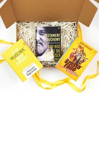 Bestsellerowy zestaw prezentowy - okładka książki