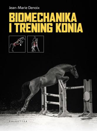 Biomechanika i trening konia - okładka książki