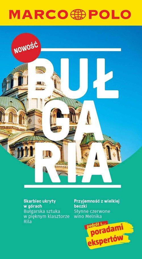 Bułgaria. Przewodnik Marco Polo - okładka książki