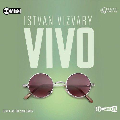 Vivo (Cd mp3) - pudełko audiobooku