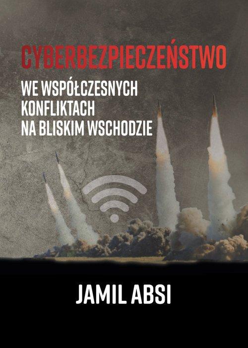 Cyberbezpieczeństwo we współczesnych - okładka książki