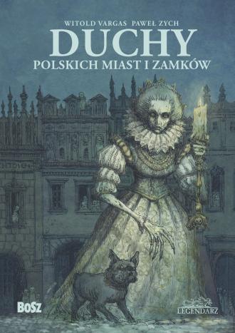 Duchy polskich miast i zamków - okładka książki