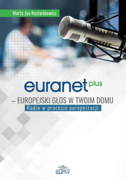 Euranet Plus Europejski głos w - okładka książki