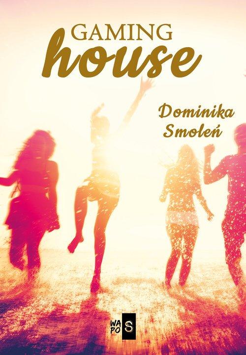 Gaming house - okładka książki